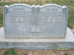 Gladys Iola Crouch