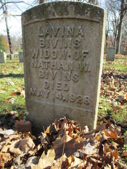 Lavina <I>Burris</I> Bivins