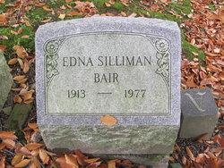 Edna K <I>Silliman</I> Bair