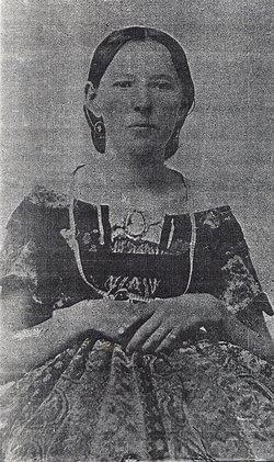 Mrs Catherine <I>Yearion</I> Geiger
