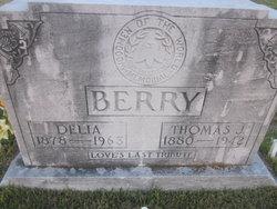Delia <I>Holland</I> Berry