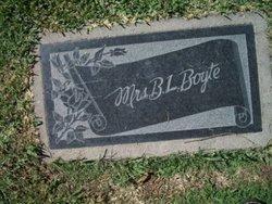 B. L. Boyte