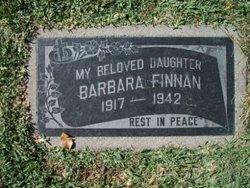 Barbara Finnan
