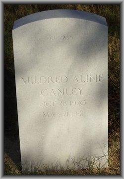 Mildred Aline Ganley