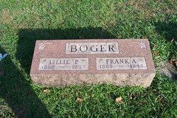 Frank A Boger 1883 1948
