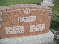 Mary Mariah <I>Morgan</I> Hart