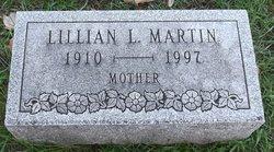 Lillian Lavetta <I>Mabin</I> Martin