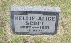 Nellie Alice Scott
