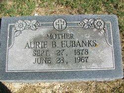 Aurie Bird <I>Johnson</I> Eubanks
