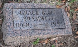 Grace <I>Burt</I> Bramwell