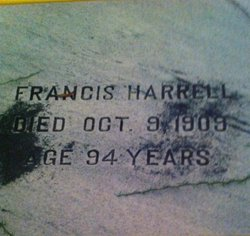 "William Francis ""Frank"" Harrell"