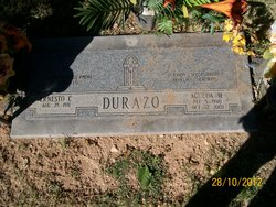 Agueda M. <I>Arvizu</I> Durazo