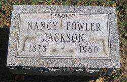 Nancy <I>Fowler</I> Jackson