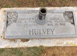 Glenda Araline <I>Barnhart</I> Hulvey