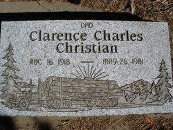 Clarence Charles Christian