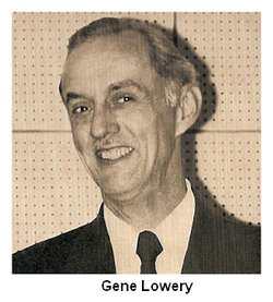 """Newton Gresham """"Gene"""" Lowery"""