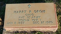Harry R Groh