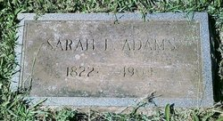 Sarah D. Adams