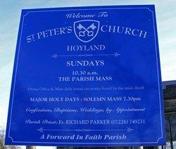 St. Peter Churchyard Extension
