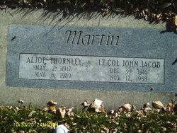 John Jacob Martin