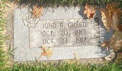 John Rushforth Green