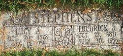 Lucy Ann <I>Lavender</I> Stephens