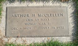 Arthur Hightower McClellan
