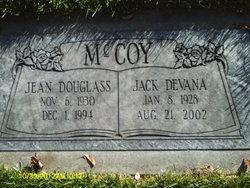 Jean Douglass <I>Willoughby</I> McCoy