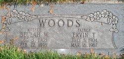 Beulah Juanita <I>Morton</I> Woods