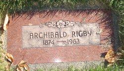 Archibald Rigby