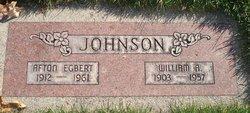 Afton Elizabeth <I>Egbert</I> Johnson