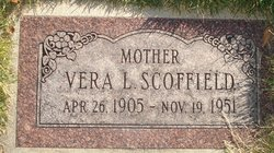 Vera Luella <I>James</I> Scoffield