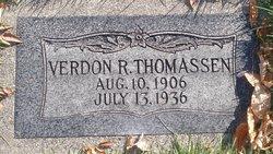 Verdon Robbins Thomassen