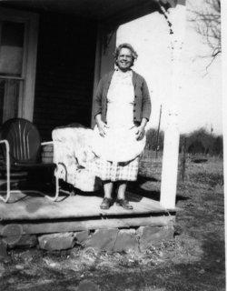 Delia Gertrude <I>Sumpter</I> Crocker