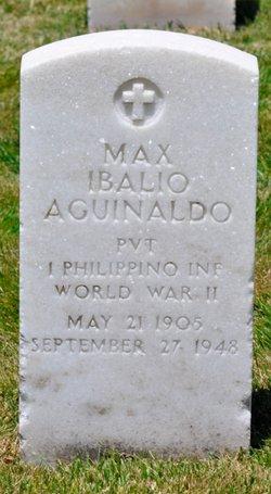 Max Ibalio Aguinaldo