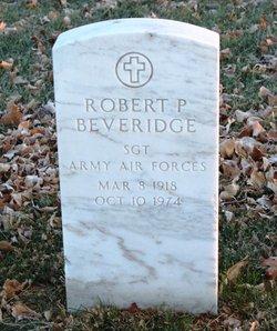 Robert P Beveridge
