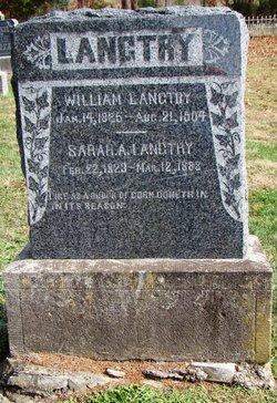 William Langtry