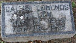 Calvin Edmunds Millen
