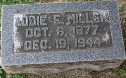 """Adelaide E. """"Addie"""" <I>Adams</I> Millen"""