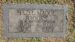 Hazel Madge Brooks