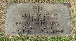 James Walter Ogle