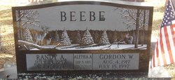 Gordon Wesley Beebe