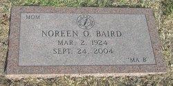 Noreen O. <I>Marrs</I> Baird