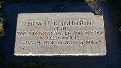 Ernest Lester Johnson
