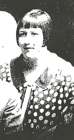 Helen Elizabeth <I>Rothrock</I> Clagett