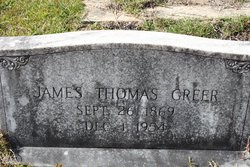 James Thomas Greer