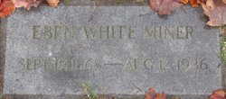 Eben White Miner
