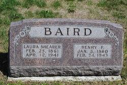 Laura <I>Shearer</I> Baird