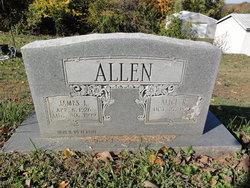 Alice Ray <I>Roberts</I> Allen
