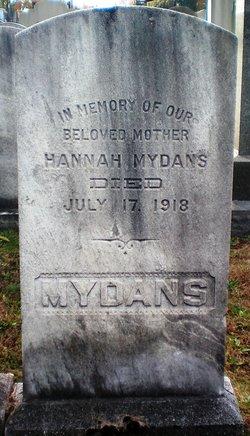 Hannah Mydans
